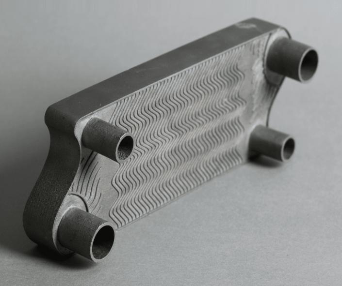 Metal 3D Yazıcı Çıktısı